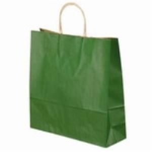 (業務用2セット)ベルベ 手提袋 T-6 1664 緑 50枚