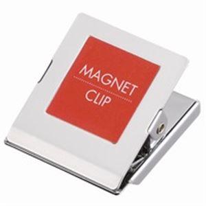 (業務用100セット) ジョインテックス マグネットクリップ大 赤 B146J-R