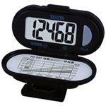 (業務用50セット) タニタ 歩数計 PD641 ブラック ×50セット