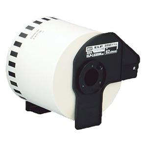 (業務用6セット)マックス感熱ラベルプリンタ用ラベルELP-L6200N051巻×6セット