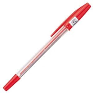 (業務用100セット)三菱鉛筆ボールペンSA-R10P.15赤10本