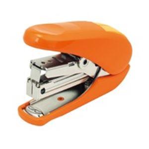 (業務用100セット) プラス ホッチキス かるヒット ST-010A 橙