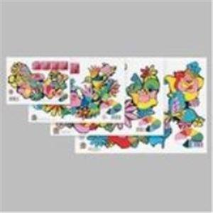 (業務用200セット) サンスター文具 色画用紙 CN-0325000-A B6