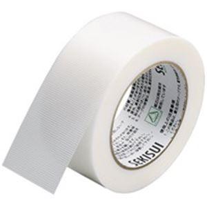 (業務用5セット)セキスイ養生用テープフィットライト738幅50mm×長さ50m半透