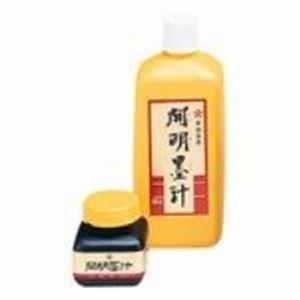 (業務用100セット) 開明 墨汁 BO1001 墨池型 70ml