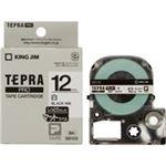 (業務用50セット) キングジム テプラ PROテープ/ラベルライター用テープ 【マット/幅:12mm】 SB12S ホワイト(白)