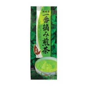 (業務用80セット) ハラダ製茶販売 一番摘み煎茶 里路 100g袋  【×80セット】