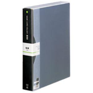 (業務用20セット) テージー 名刺ホルダー NC-802-01 A4S 800名 黒