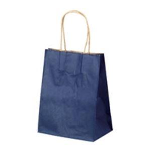 (業務用40セット) ベルベ 手提紙袋 小 紺25枚入 1216 ×40セット