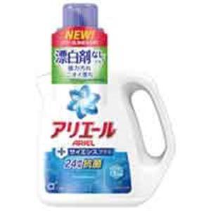 (まとめ買い)P&G アリエールイオンパワージェル 本体1kg 【×80セット】
