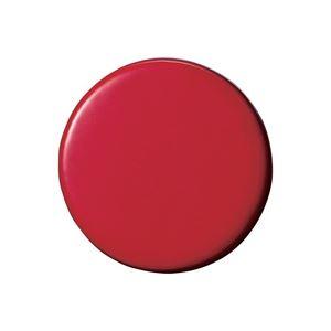 (業務用30セット) ジョインテックス 両面強力カラーマグネット 30mm赤 B271J-R 10個 ×30セット