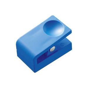 (業務用20セット) ジョインテックス マグネットクリップ(プラ)青10個 B511J-B10 ×20セット