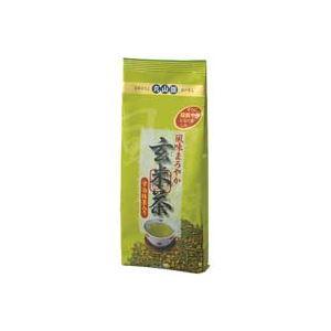 (業務用2セット)丸山園 風味まろやか抹茶入り玄米茶 5袋(業パ) ×2セット