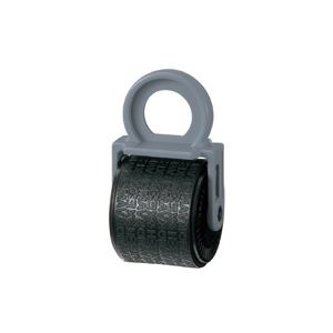 (業務用10セット)プラスローラーケシポンミニ専用インクカートリッジ(個人情報保護スタンプ)カートリッジ式IS-004CM×10セット