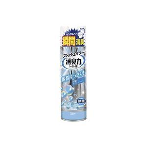 (業務用20セット) エステー トイレの消臭力スプレー アクアソープ 6本