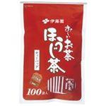 (業務用20セット)伊藤園 おーいお茶ほうじ茶ティーバッグ100袋