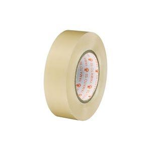 (業務用300セット) ヤマト ビニールテープ/粘着テープ 【19mm×10m/透明】 NO200-19 h01