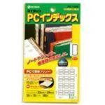 (業務用10セット)ニチバン PCインデックスラベル PC-132R 赤枠