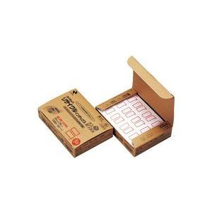 (業務用50セット) ニチバン リサイクルインデックス 中 MLBB-132RR 赤 h01
