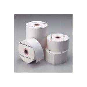 (業務用20セット) カシオ CASIO レジ用ロール 普通紙 RP-5860-TW 20巻 ×20セット