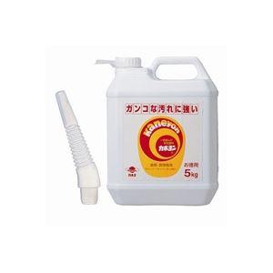 (まとめ買い)カネヨ石鹸 液体クレンザー カネヨン 業務用 5Kg 【×9セット】