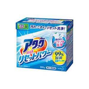 (まとめ買い)花王 アタック高浸透リセットパワー900g 【×30セット】