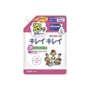 (業務用30セット)ライオン キレイキレイ薬用泡ハンドS詰替 大型450ml