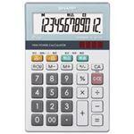 (業務用30セット) シャープ SHARP 環境配慮電卓 ミニナイスサイズ EL-M712K