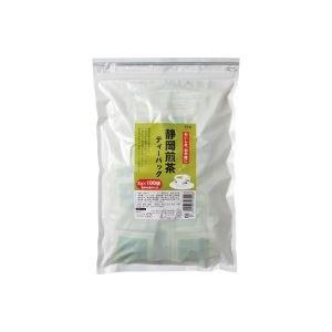 (まとめ買い)寿老園 静岡煎茶ティーバッグ 2g×100袋 【×7セット】