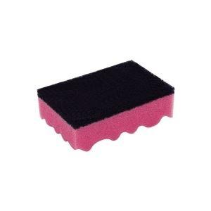 (業務用20セット)キクロン スポンジ キクロンA型 ピンク - 拡大画像