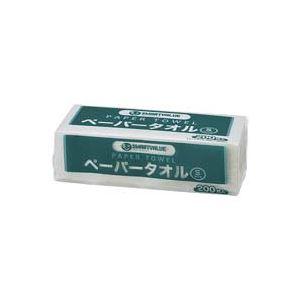 (業務用90セット)ジョインテックス ペーパータオル S200枚入*1個 N201J-S 【×90セット】