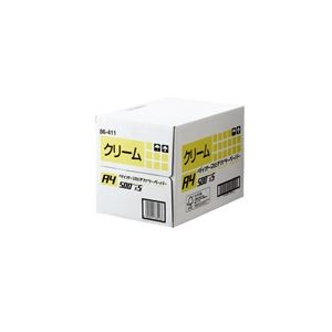 (業務用5セット)大王製紙カラーペーパー/コピー用紙【A4500枚】マルチタイプCW-620Cクリーム