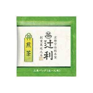 (業務用40セット)片岡物産辻利三角バッグ煎茶50バッグ入【×40セット】