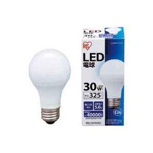 (まとめ買い)アイリスオーヤマ LED電球 昼白色 LDA5N-H-V18 【×50セット】