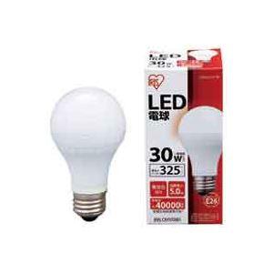 (まとめ買い)アイリスオーヤマ LED電球 電球色 LDA5L-H-V18 【×50セット】