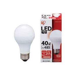 (まとめ買い)アイリスオーヤマ LED電球 電球色 LDA7L-H-V19 【×40セット】