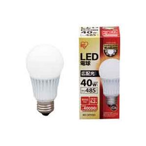 (まとめ買い)アイリスオーヤマ LED電球 電球色 LDA6L-G-V6 【×30セット】
