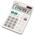 (業務用30セット) シャープ SHARP 電卓 12桁 EL-N432X