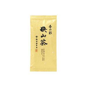 (業務用40セット) 新井園本店 香の彩 狭山茶 80g ×40セット