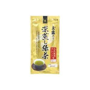 (業務用4セット)寿老園玉露入り深蒸し緑茶雅100g×4セット