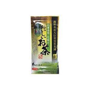 (まとめ買い)大井川茶園 三浦清市・克暢のおいしいお茶 金 100g 【×5セット】