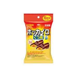 (業務用100セット) 興和新薬 ホッカイロ くつ用 5足分  【×100セット】