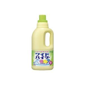 (まとめ買い)花王 ワイドハイター本体 1000ml 【×20セット】