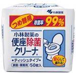 (業務用30セット)小林製薬 便座除菌クリーナーティッシュ 詰替用 50枚【×30セット】