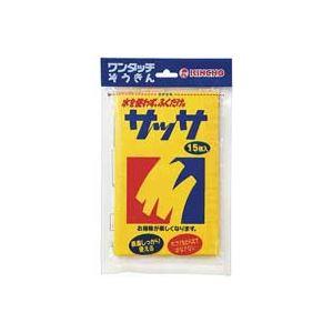 (まとめ買い)大日本除蟲菊 金鳥サッサ 15枚入 【×40セット】