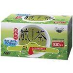 (業務用2セット)AGF 粉末茶新 茶人スティック 100本入 ×2セット