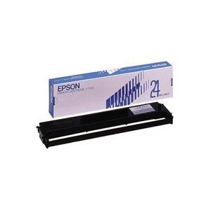 (業務用4セット)エプソン EPSON リボンカートリッジ 7Q1VP80K 黒