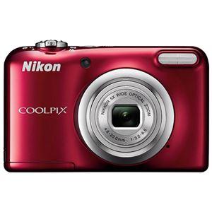 ニコン デジタルカメラ COOLPIX A10RD レッド 商品画像