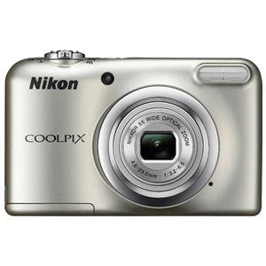 ニコン デジタルカメラ COOLPIX A10SLV シルバー