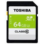東芝 SDHCメモリカード 64GB SDAR40N64G